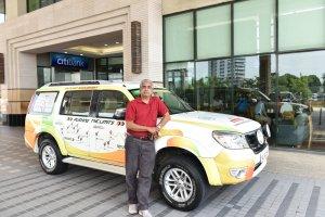 Suresh Joseph in Bangkok