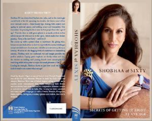Shobhaa at 60